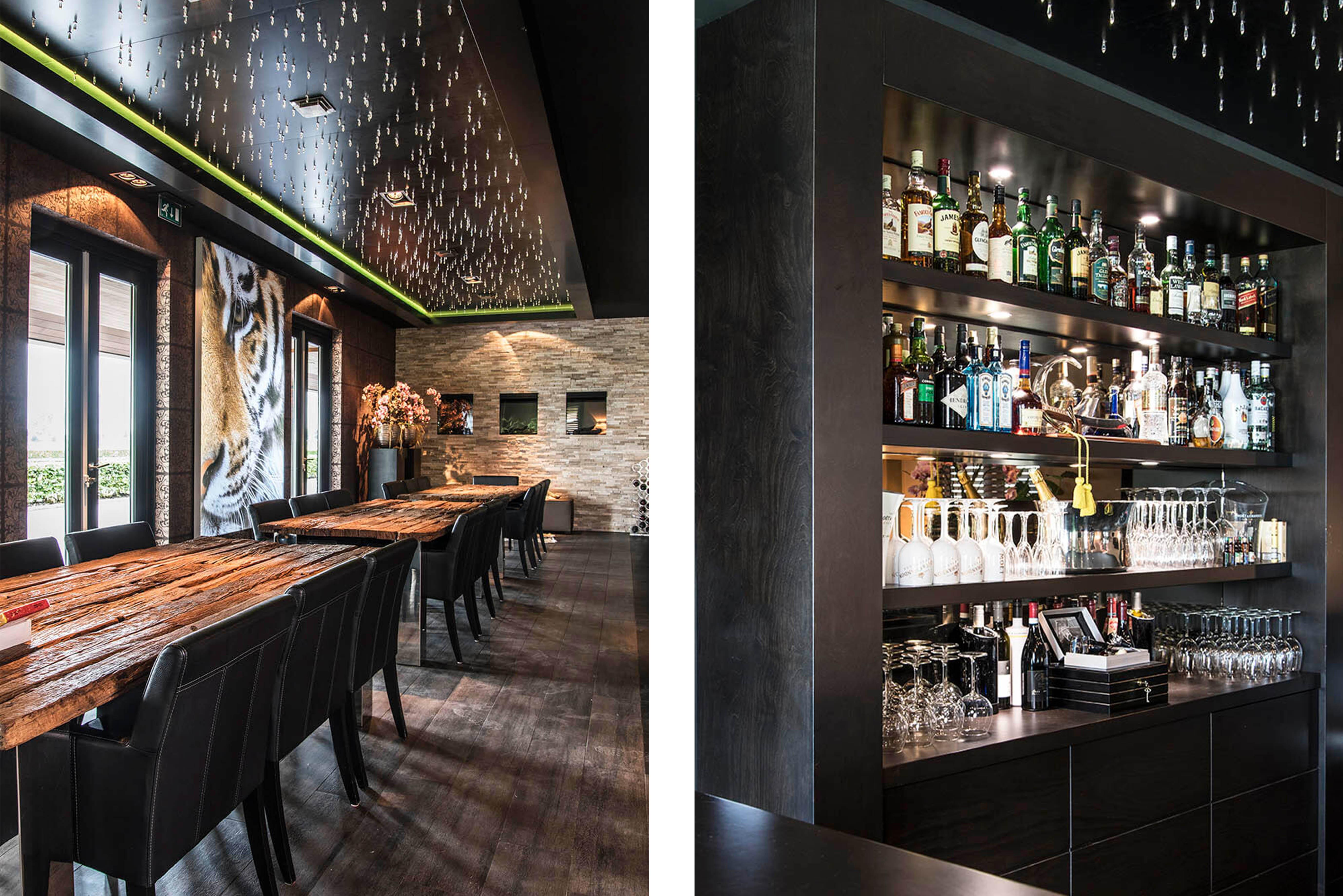 Strakke Interieur Ideeen.Interieur Bar Strak Machinaal Timmerbedrijf De Waard B V